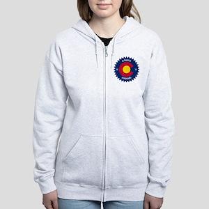 Arapahoe Basin Women's Zip Hoodie