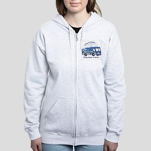 RVinggreat Women's Zip Hoodie