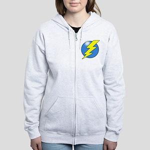 Sheldon Cooper Lightning 2 Zip Hoodie
