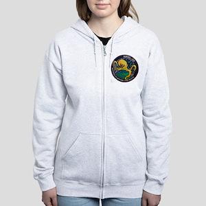 NROL-39 Program Logo Women's Zip Hoodie