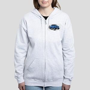 GB14MustangGT Women's Zip Hoodie