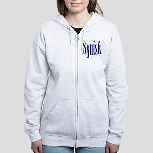 Squish Women's Zip Hoodie
