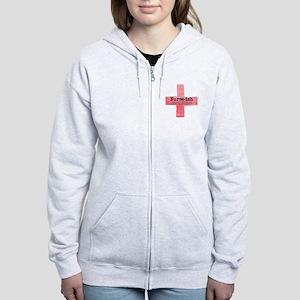 Nurse ish Student Nurse Women's Zip Hoodie