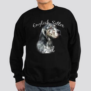 English Setter Dad2 Sweatshirt