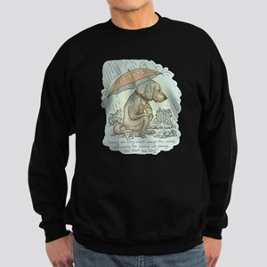 rescue_dog_gear3 Sweatshirt