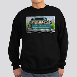 Corgi Pick Me Up! Sweatshirt