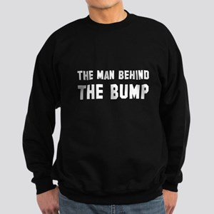 Man Behind the Bump Sweatshirt (dark)