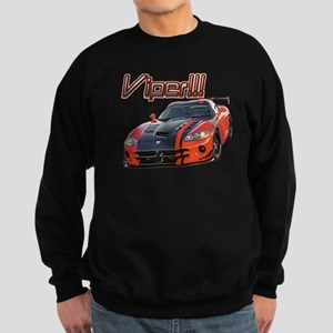 """Dodge Viper"" Sweatshirt (dark)"