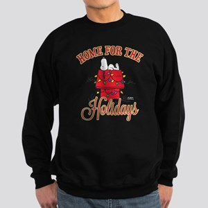 Home for the Holidays Sweatshirt (dark)