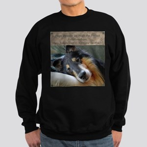 Perfect Relationship Sweatshirt (dark)
