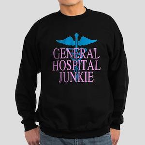 General Hospital Junkie Sweatshirt (dark)