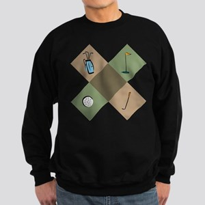 Golf Icon Sweatshirt (dark)