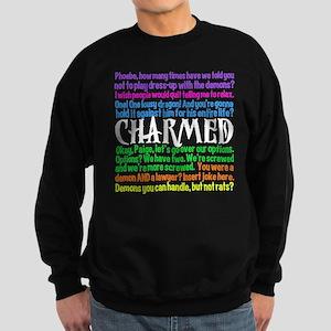 Charmed Quotes Sweatshirt (dark)