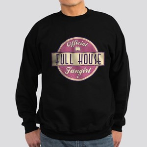 Official Full House Fangirl Dark Sweatshirt