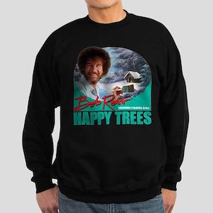 Bob Ross Sweatshirt (dark)
