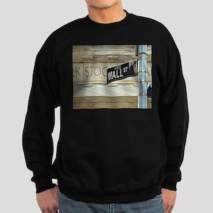 Wall Street! Sweatshirt