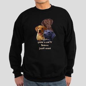 Three Lab Sweatshirt