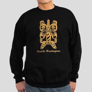 seattle gold Sweatshirt