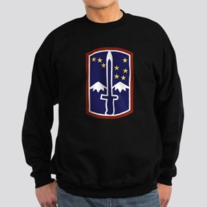 Army-172nd-Stryker-Bde-Black-Shirt Sweatshirt