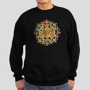 Multiple Sclerosis Lotus Sweatshirt (dark)
