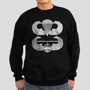 Airborne and Air Assault Sweatshirt (dark)