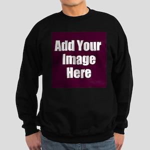 Add Your Image Here Sweatshirt