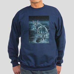 Star Leopard Sweatshirt (dark)