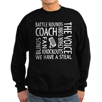 the voice sweatshirt