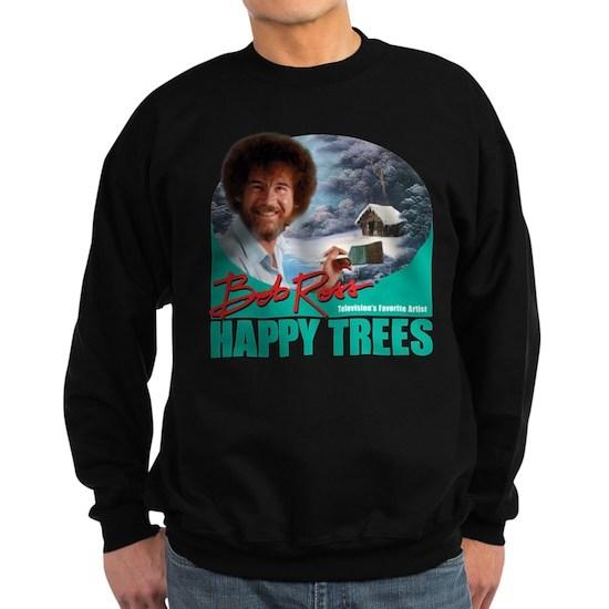 DarkSweatshirt_HappyTrees_PaintHandleGreen
