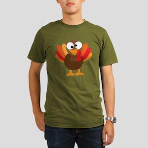 a7abf737 Thanksgiving Men's Organic Classic T-Shirts - CafePress