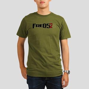 Men's Dark Tees - Full logo, front print only