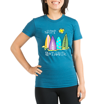 surf montauk t-shirt
