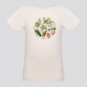 Botanical Illustrations - Larousse P T-Shirt