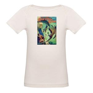 6436f69d57 Dinosaurs Organic Baby T-Shirts - CafePress