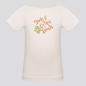Turks and Caicos - Organic Baby T-Shirt