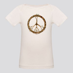Peace Tree Organic Baby T-Shirt