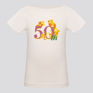 50th Celebration Organic Baby T-Shirt