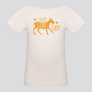 a51533cdf Funny Goat Organic Baby T-Shirts - CafePress