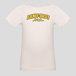 9942532c Army Brat Organic Baby T-Shirts - CafePress