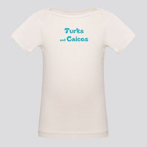 Turks and Caicos Organic Baby T-Shirt