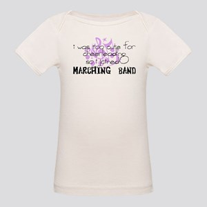 Marching Band - Too Cute for Cheerleading Organic