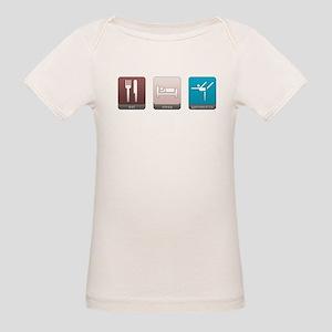 003f60cbd27a Olympic Gymnastics Organic Baby T-Shirts - CafePress