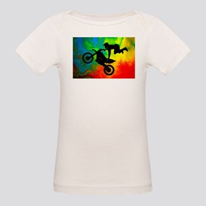 Solar Flare Up Motocross T-Shirt