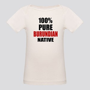 100 % Pure Burundian Native Organic Baby T-Shirt