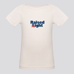 Raised Right Organic Baby T-Shirt