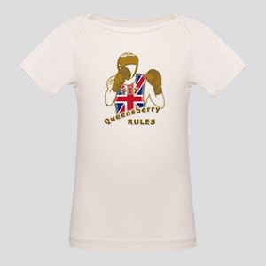 British Queensberry Boxing Organic Baby T-Shirt