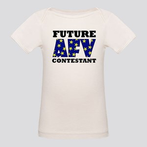 Future AFV Contestant LT Organic Baby T-Shirt
