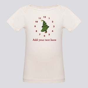 Christmas time Organic Baby T-Shirt