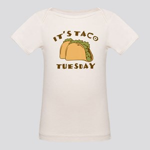 It's Taco Tuesday Organic Baby T-Shirt