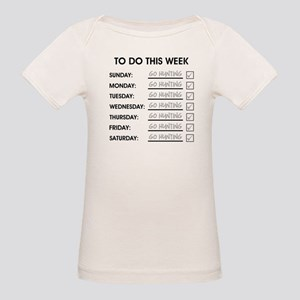 TO DO THIS WEEK Organic Baby T-Shirt
